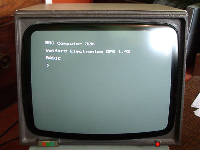The BBC Micro – Telcontar.