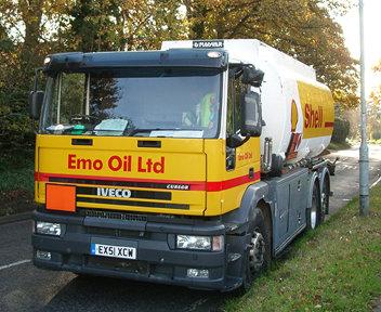 Emo Oil Ltd