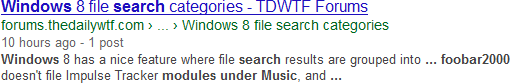 This topic was apparently posted 10 hours ago, according to Google search.