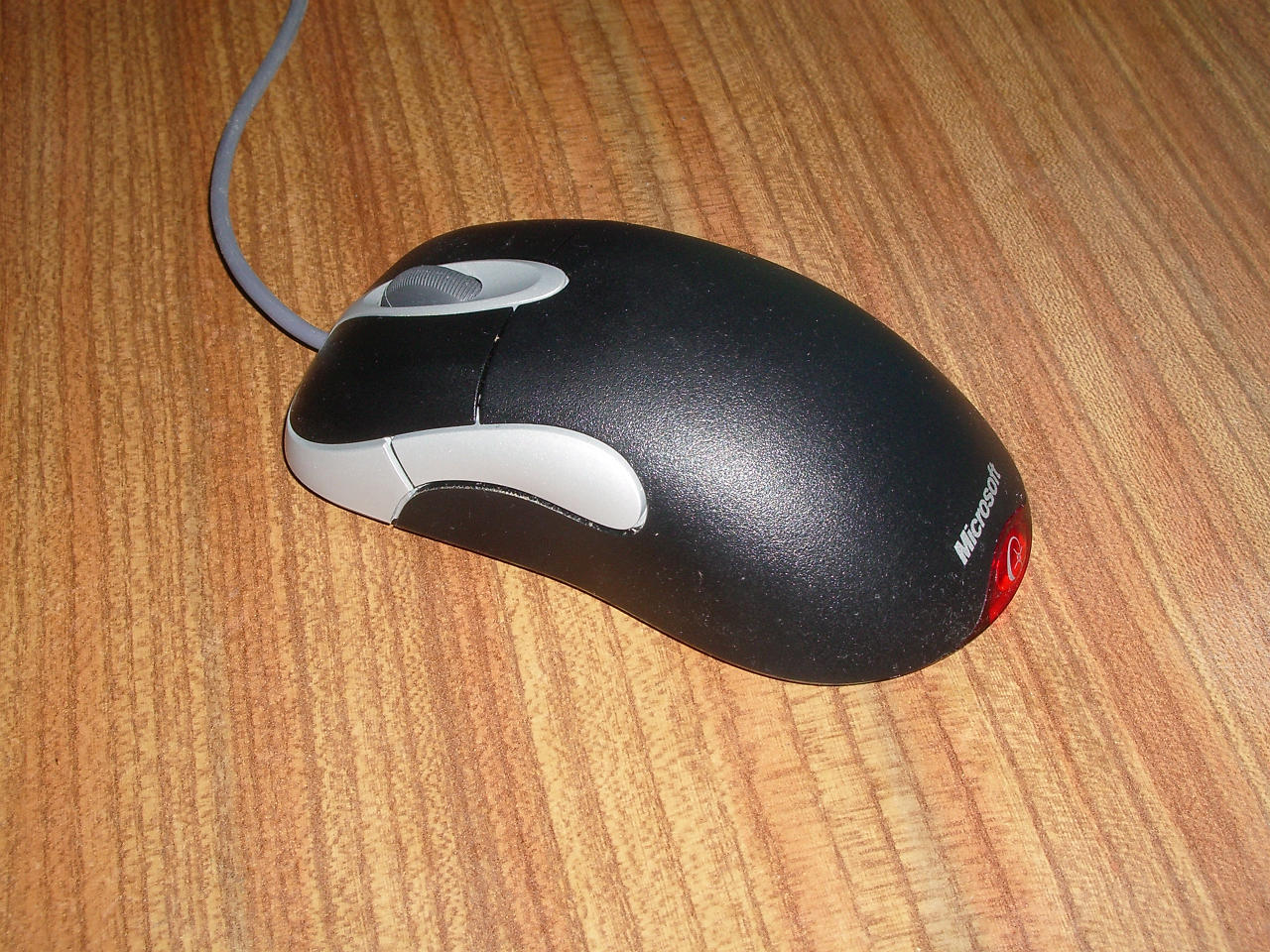 Microsoft IntelliMouse Optical 1.1A review – Telcontar.net